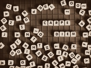 carpe diem scrabble