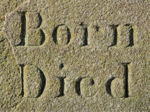 Born died copy