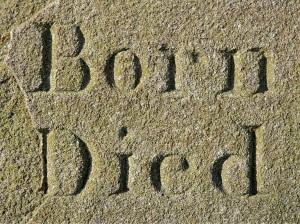 Born died copy