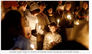 Sandy Hook Candlelight Vigil