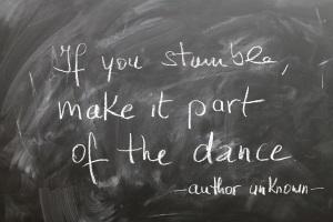 stumble-and-dance
