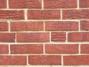 brick foundation
