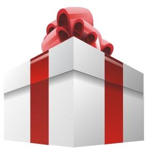 Big gift box copy