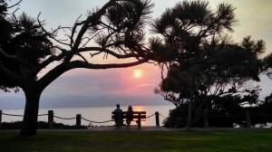 sunset date