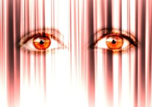 eyes fear