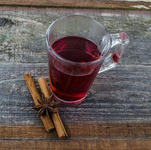 Herbal medicinal tea
