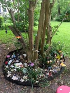 2016 fairy garden