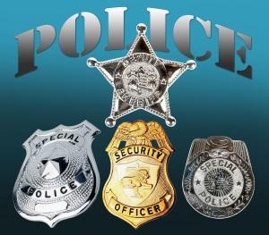 police shields copy