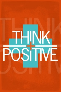 think positive poster copy