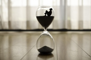 time-hourglass