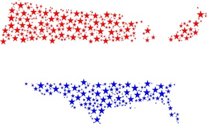 america-in-red-white-blue-stars