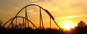 sunset-roller-coaster